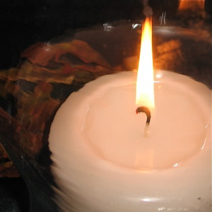 taize candle